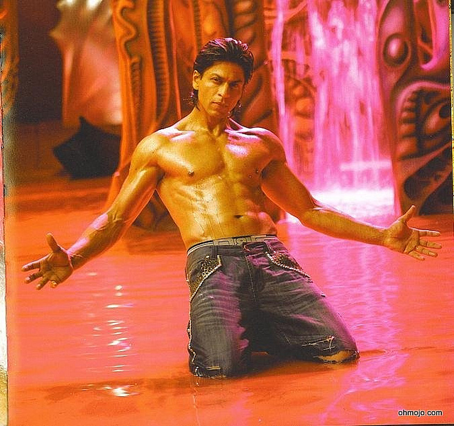 SRK's Item Song by Andrew Payne   Bollywood at Brandeis