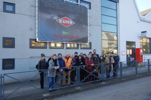 Kuhn, Agricultural machinery manufacturer
