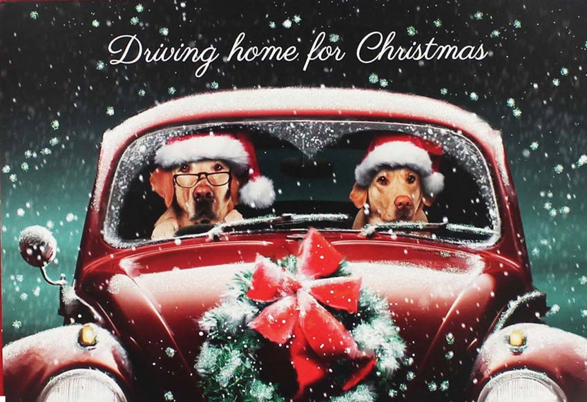 Not Driving Home For Christmas Then Take A Look At