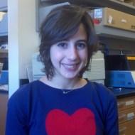 Carolina Ramirez, Undergrad 15'