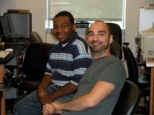 "Mark and ""D"", NSF summer program"