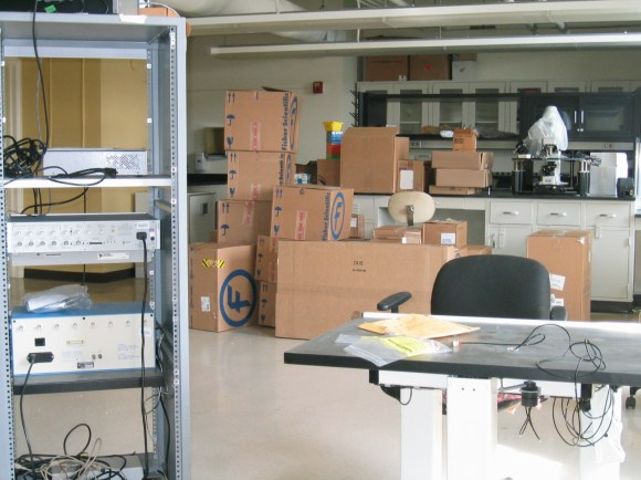 Unboxing the Lab, 2004