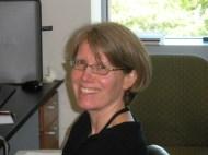 Irina Sears, lab tech