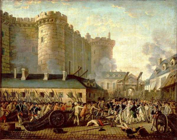 Rebellion And Revolution In France Guided History