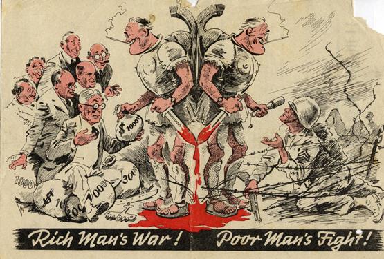 British Empire Political Cartoon