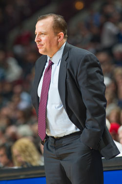 Tom Thibodeau on the hot seat?