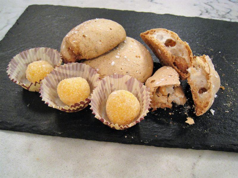 Soplillos de Almendras