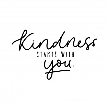 Be kind to yourself for Mental Health Awareness Week