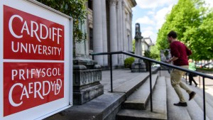Report from Cardiff University is launched (c) Natasha Hirst