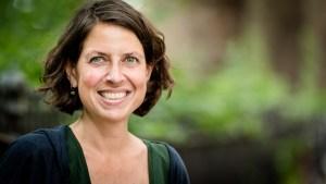 Portrait of Dr. Moira Dustin (previously of EDF)