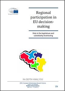 Regional participation in EU decision-making / European Parliament