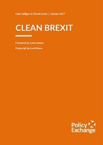 Clean Brexit / Liam Halligan and Gerard Lyons