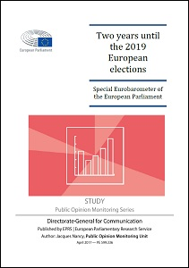 Two years until the 2019 European elections : Special Eurobarometer / European Parliament