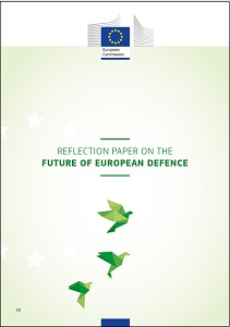 Reflection paper on the future of European defence / European Commission