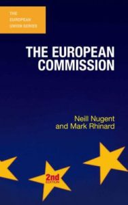 The European Commission / Neill Nugent & Mark Rhinard