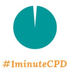 image of 1mincpd logo