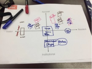 Image of V&R map