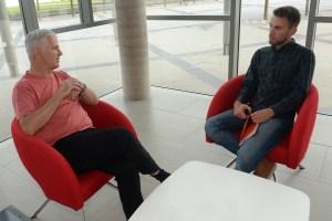 Professor Michael O'Donovan speaks to Jonny Benjamin