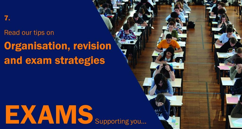 Exam Blog Revision strategies