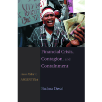 Book Review: Financial Crisis, Contagion, and Containment