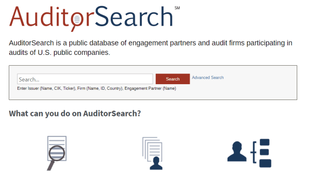 AuditorSearch