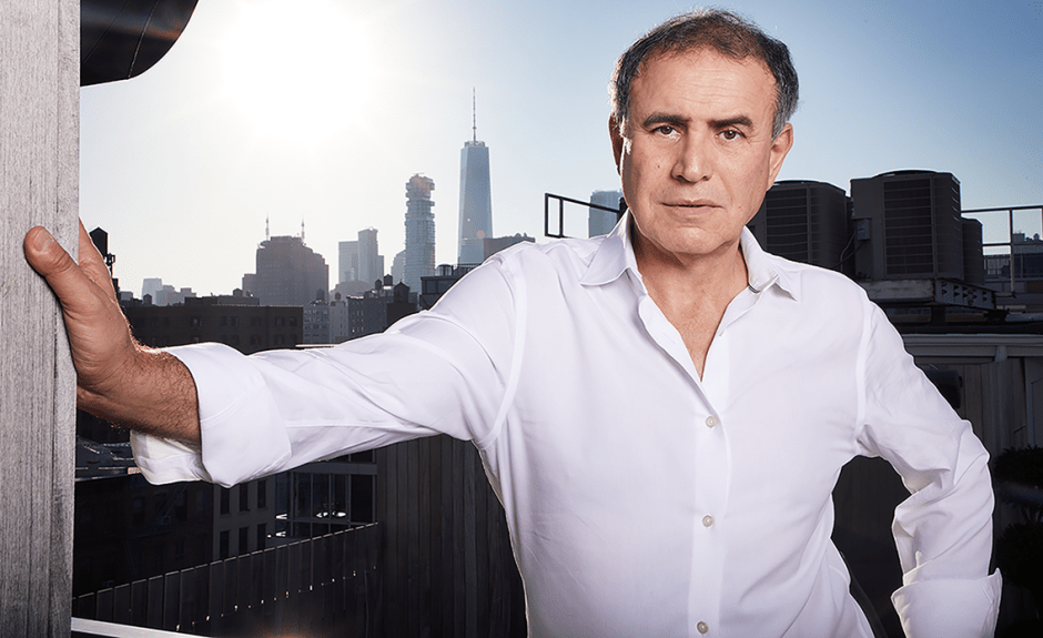 Nouriel Roubini: The Mother and Father of All Bubbles | CFA