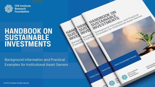 Handbook on Sustainable Investing