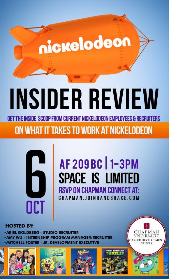 Nickelodeon October 2016 : nickelodeon, october, Nickelodeon, Insider, Review, October, Dodge, College, Media