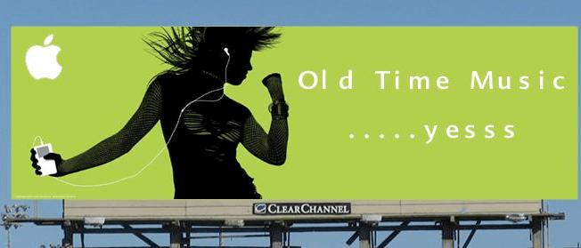 apple Ipod billboard