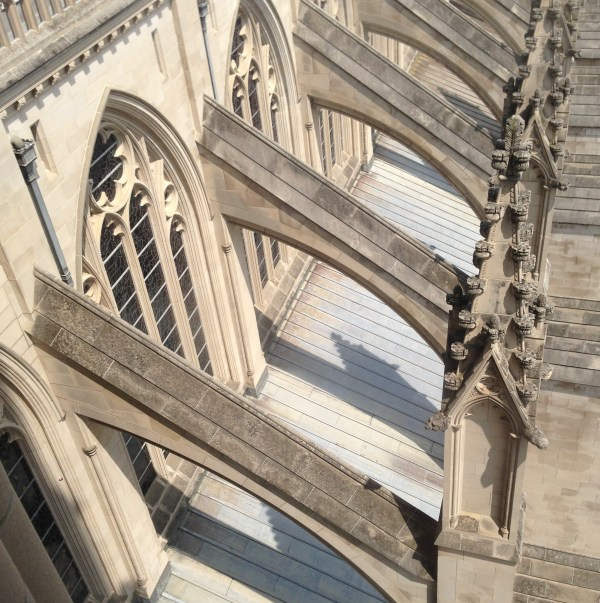 Gothic Architecture Flying Buttress