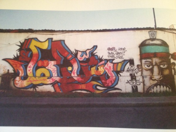 Remix And Globalization Of Street Art Post-modern Flair