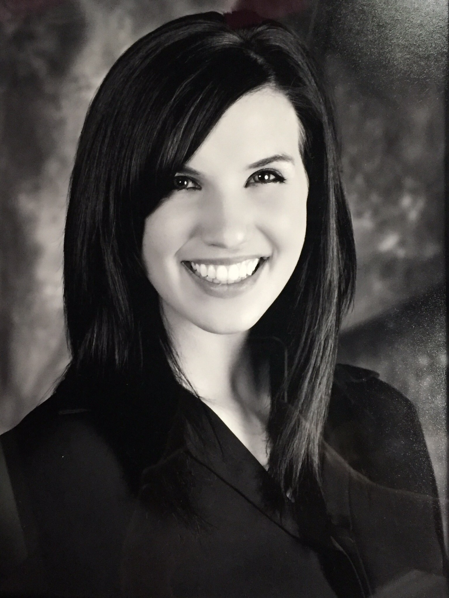 Intern of the Month Courtney Blackann at Full Measure