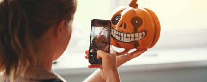 October holiday marketing