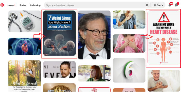 Healthcare Pinterest