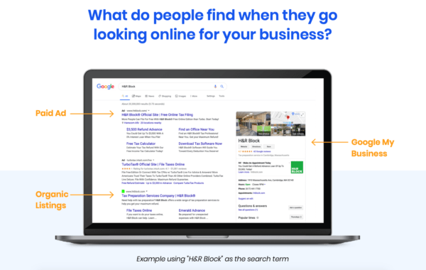 How do insurance agents get clients? They advertise with Google Ads.