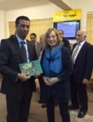 With Dr. Salah Al-Timimi, Iraqi Ambassador to UK