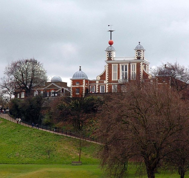 Royal Observatory Greenwich - Established in 1675 by Charles II to Solve the Longitude Problem