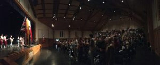 International Chapel Panoramic