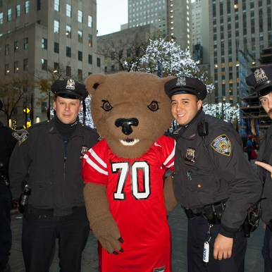 Touchdown & NYPD