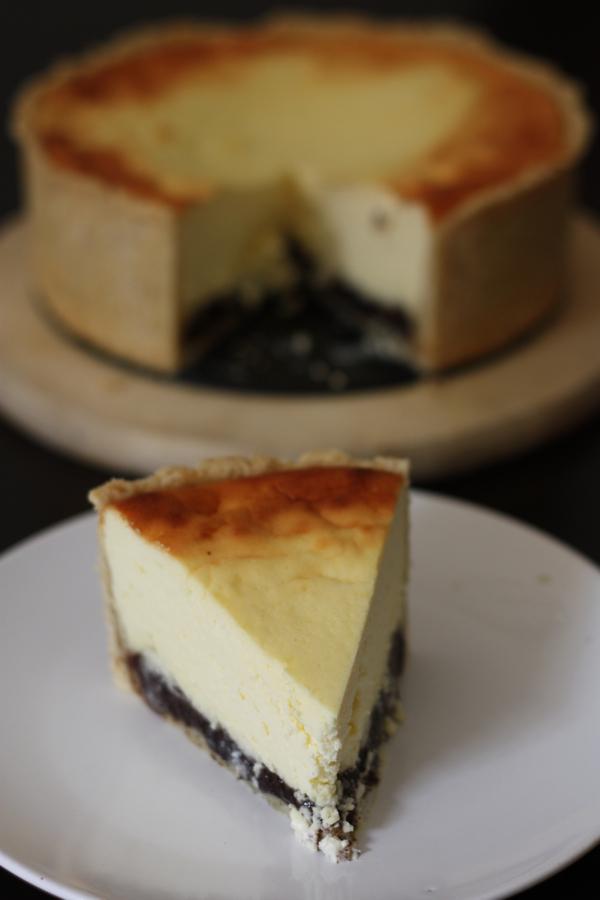 Gteau au fromage blanc et au pavot  ma faon  Cuisine en Scne le blog cuisine de Lucie