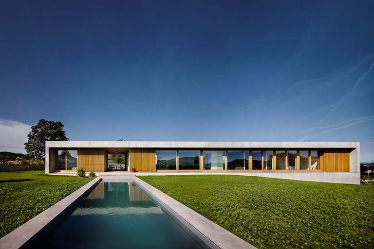 Maison Architecte Moderne  Ventana Blog