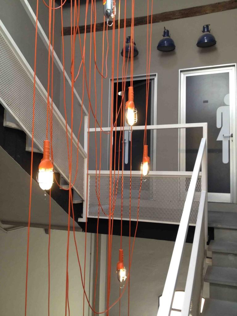 Eclairer une cage descalier  Moltodeco le blog dco et design dEmmanuelle Paris