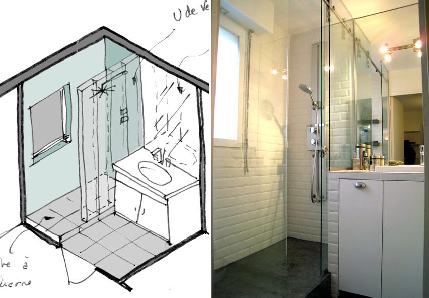 Les 10 Plus Belles Salles De Bains De L Agence Studio D Archi Le Blog D Architecte De Nicolas Sallavuard