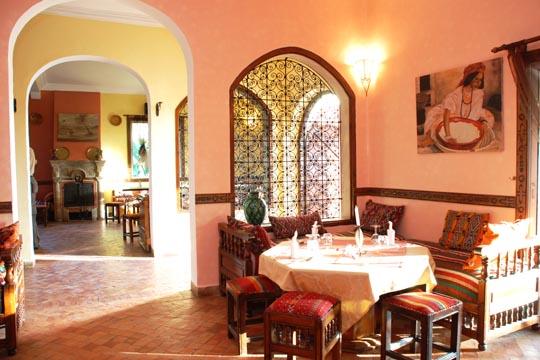 Cuisine Moderne Marocaine