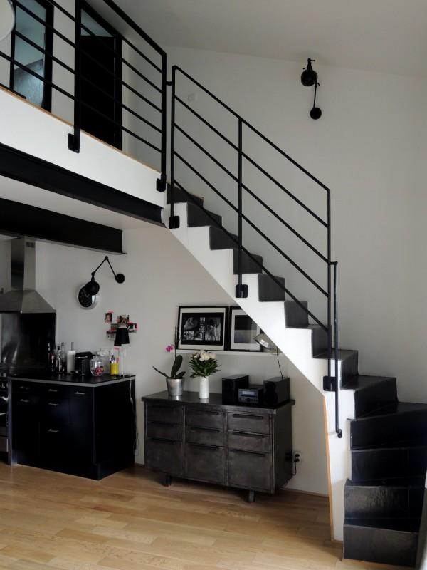 Amnager lespace sous son escalier avec got  Visite prive  Cotemaisonfr