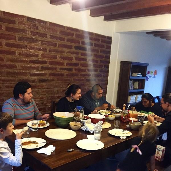 Week 12 -16 Hoskins Family In Ecuador