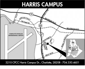 Cpcc Main Campus Map.March Meeting Gruntjs At Cpcc Harris Campus Enterprise Developers