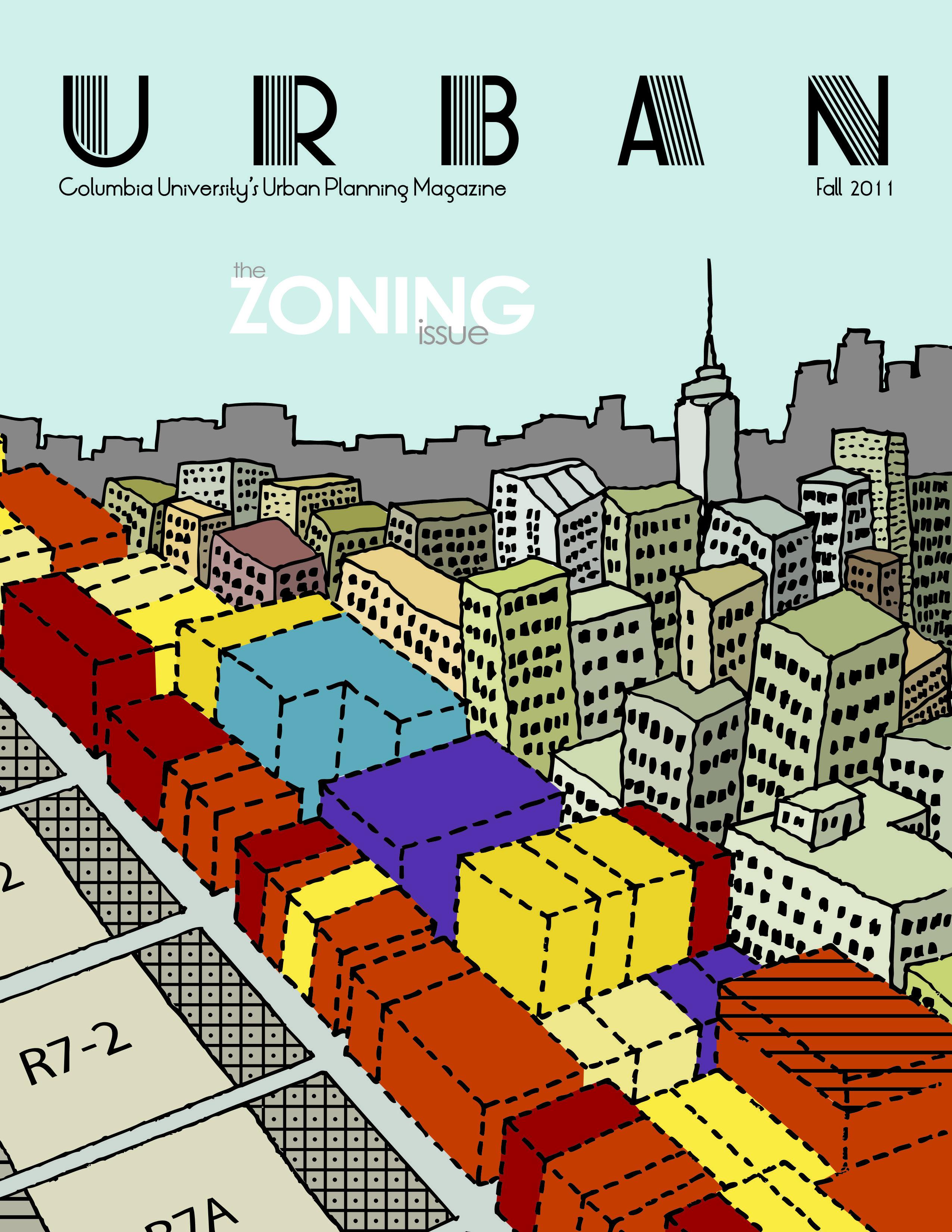URBAN Magazine  Graduate School of Architecture Planning and Preservation