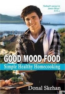 Good Mood Food, a cookbook by Donal Skehan
