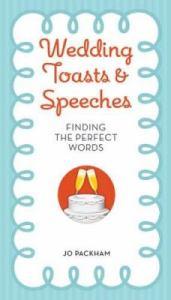 wedding toasts and speeches